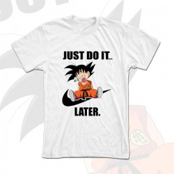 Dragon Ball - Just do it... Later